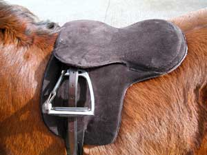 Saddle measurement Pony Shetland Tack Show Equipment